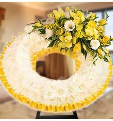 Corona amarilla