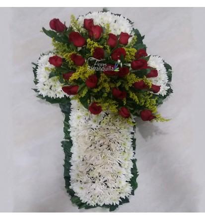 Cruz Margarita y Rosas